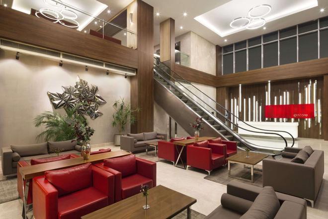 伊斯坦布爾百瑞巴沙華美達安可酒店 - 伊斯坦堡 - 伊斯坦堡 - 休閒室
