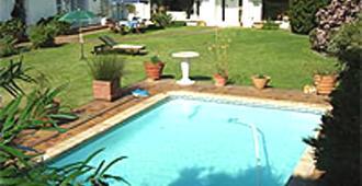 Hortensia Lodge - Hermanus - Pool