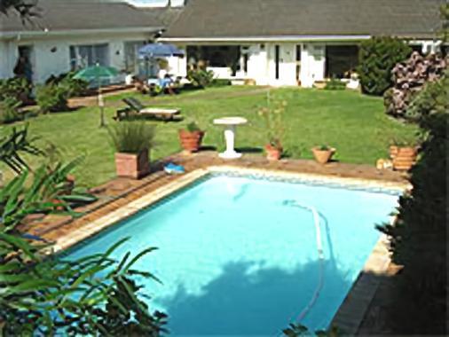 Hortensia Lodge - Hermanus - Bể bơi