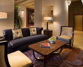 Hotel De Anza, a Destination by Hyatt Hotel - San Jose - Stue