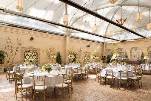 Hotel De Anza - San Jose - Banquet hall