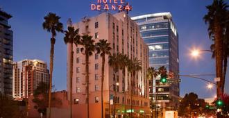 Hotel De Anza - San Jose - Bygning