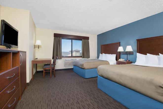 AmericInn by Wyndham Windsor Ft. Collins - Fort Collins - Bedroom