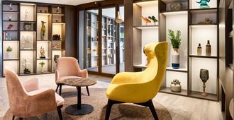 Radisson Blu Hotel, Bruges - Bruges - Hành lang