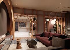 Kimpton Saint George Hotel - Toronto - Sala de estar