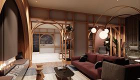 Kimpton Saint George Hotel - Toronto - Living room