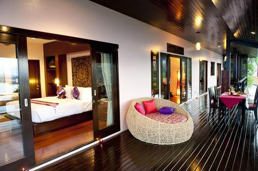 Sandalwood Luxury Villas - Ko Samui - Balcony