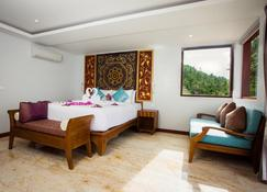 Sandalwood Luxury Villas - Samui - Schlafzimmer
