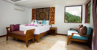 Sandalwood Luxury Villas - Ko Samui - Bedroom