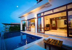 Sandalwood Luxury Villas - Ko Samui - Pool