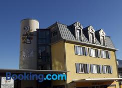 Hotel Movieworld - Spiez - Building