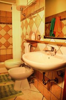 Solemare b&b - Apartments Alghero - Alghero - Bathroom