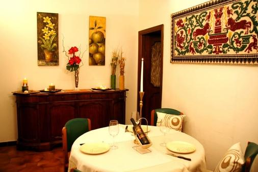 Solemare b&b - Apartments Alghero - Alghero - Dining room
