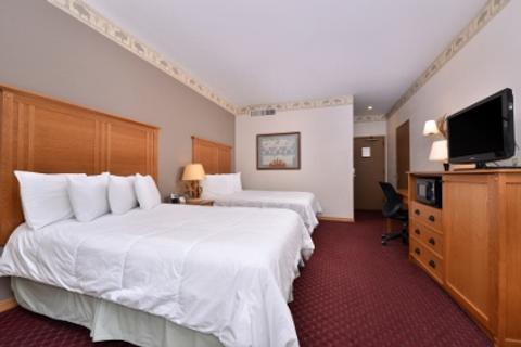 Stage Coach Inn - West Yellowstone - Phòng ngủ