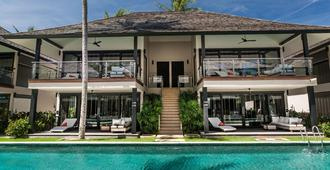 Nikki Beach Resort & Spa - Ko Samui - Building