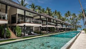 Nikki Beach Resort & Spa - Koh Samui - Alberca