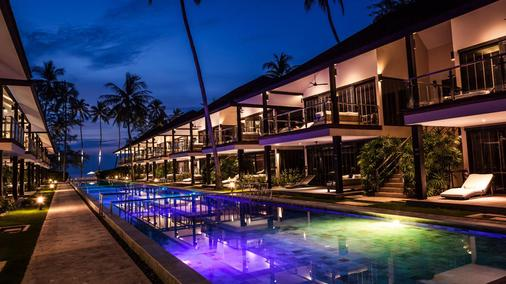 Nikki Beach Resort & Spa - Ko Samui - Building