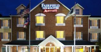 Fairfield Inn and Suites by Marriott Cincinnati Eastgate - Cincinnati - Building