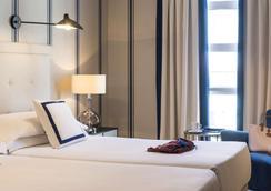 Mercure Bilbao Jardines De Albia - Bilbao - Bedroom