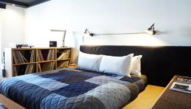 Ace Hotel London Shoreditch - London - Schlafzimmer