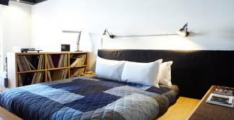 Ace Hotel London Shoreditch - Londra - Yatak Odası