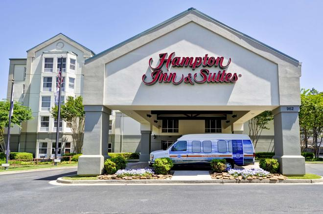 Hampton Inn & Suites Memphis-Shady Grove - Μέμφις - Κτίριο