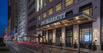 JW Marriott Houston Downtown - Houston - Building