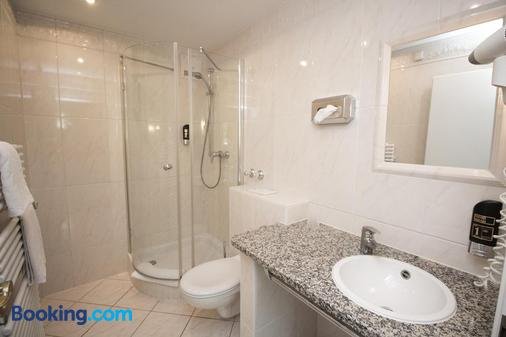 Hotel am See - Tutzing - Bathroom