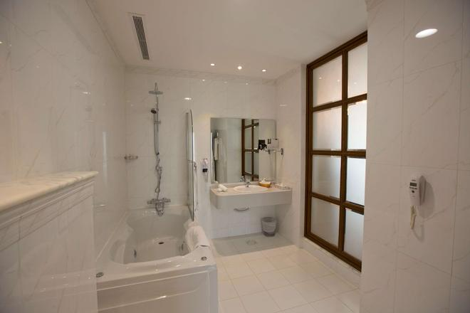 安曼國際酒店 - 安曼 - 安曼 - 浴室