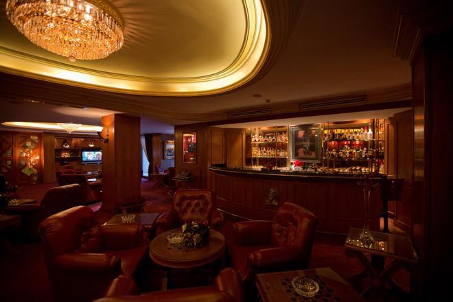 安曼國際酒店 - 安曼 - 安曼 - 酒吧