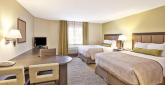 Candlewood Suites Indianapolis Airport - אינדיאנאפוליס - חדר שינה