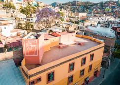 里爾德樂燕達斯酒店 - 瓜納華多 - 瓜納華托 - 室外景