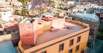 Hotel Real de Leyendas - Guanajuato - Outdoors view
