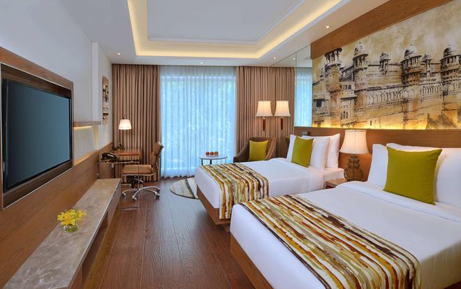 Radisson Gwalior - Gwalior - Bedroom