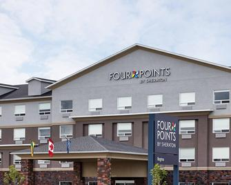 Four Points by Sheraton Regina - Regina - Edificio
