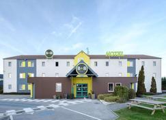 B&b Hotel Calais Centre St Pierre - Καλαί - Κτίριο