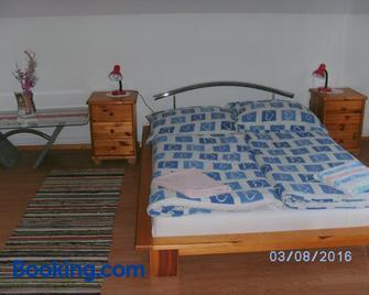 Ferienwohnung Eduard - Mühlen - Bedroom