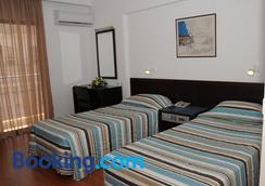 Atrium Zenon Hotel Apartments - Λάρνακα - Κρεβατοκάμαρα
