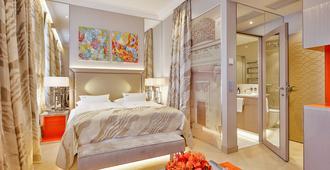 Hotel Das Tyrol - וינה - חדר שינה