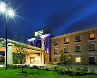 Holiday Inn Express & Suites Mansfield - Mansfield - Building
