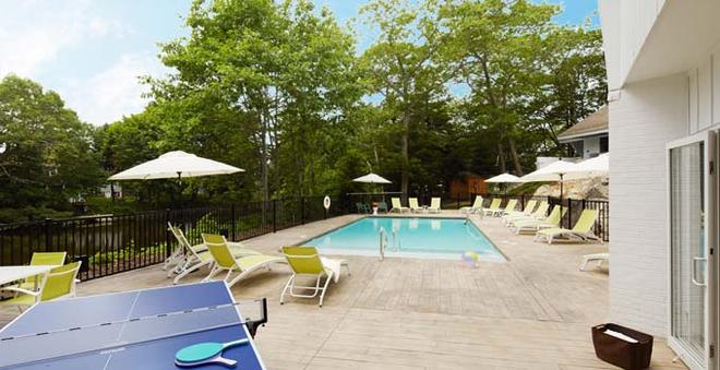 The Lodge on the Cove - Kennebunkport - Πισίνα
