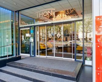 Thon Hotel Bristol Stephanie - Bruxelles - Building