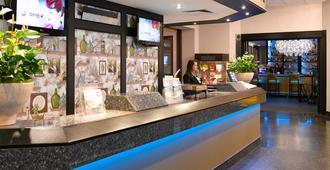 Thon Hotel Bristol Stephanie - Bruselas - Recepción