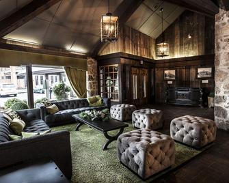 Old Stone Inn Boutique Hotel - Niagara Falls - Salon