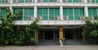 Diamond Sweet Hotel - Bangkok - Gebäude