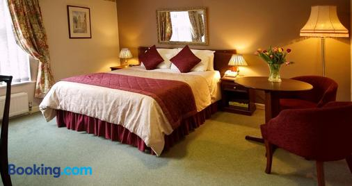 Marlborough House Hotel - Oxford - Bedroom