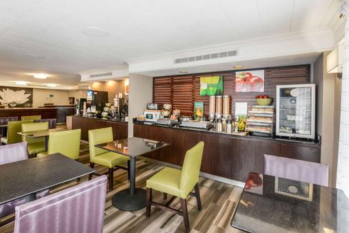 品質套房酒店 - 北查爾斯頓 - 北查爾斯頓 - 自助餐