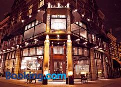 Lambermon's Brasserie & Suites - Haarlem - Gebouw