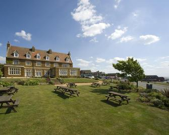 The Golden Lion Hotel - Hunstanton - Gebouw