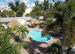 Twin Palms at Siesta - Sarasota - Pool